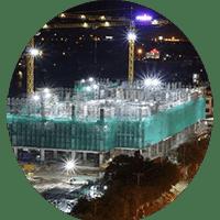 Đèn led công trình dự án