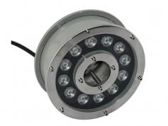 Đèn âm nước hồ bơi 24V 12W GSBX12 3000K/RGB
