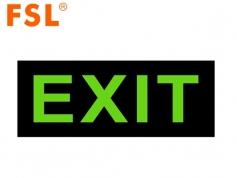 Đèn Exit thoát hiểm không chỉ hướng (1 mặt)