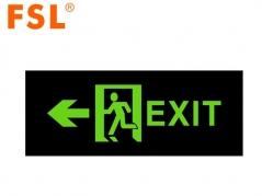 Đèn Exit thoát hiểm chỉ hướng trái