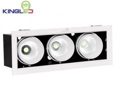 Đèn LED âm trần hộp rọi 3x10W GL Series