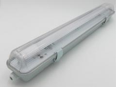 Máng đèn đơn chống thấm 60cm