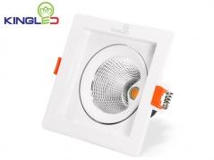 Đèn LED âm trần vuông 10W COB Spotlight
