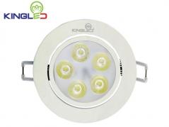 Đèn LED âm trần mắt ếch 5W Spotlight