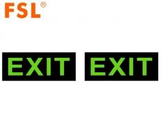 Đèn Exit thoát hiểm không chỉ hướng (2 mặt)
