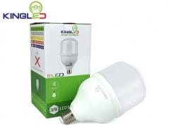 Bóng đèn LED Bulb trụ 60W công nghệ DOB