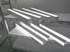 Đèn thả văn phòng LED hộp vuông 36W 1m2