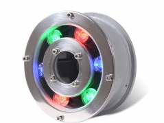 Đèn âm nước bánh xe 6W đổi màu RGB