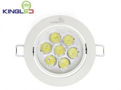 Đèn LED âm trần mắt ếch 7W Spotlight