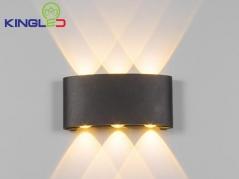 Đèn gắn tường ngoài trời LWA8031 6x1W