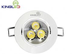 Đèn LED âm trần mắt ếch 3W Spotlight