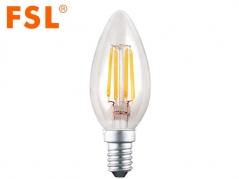 Bóng đèn LED dây tóc 4W C35FC