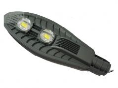 Đèn đường LED 100W chống nước, hình chiếc lá