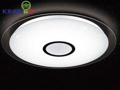 Đèn LED ốp trần 56W DL-C519T, 10 chế độ màu
