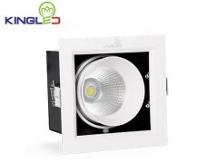 Đèn LED âm trần hộp rọi 1x10W GL Series