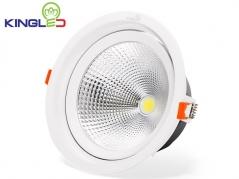 Đèn LED âm trần tròn 10W COB Spotlight