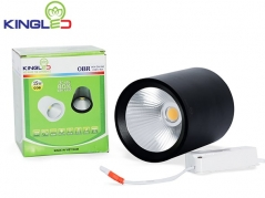 Đèn ống bơ LED 15W chiếu rọi (vỏ đen)