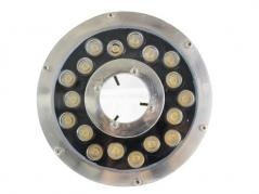 Đèn âm nước 24V 18W GSBX18 3000K/RGB