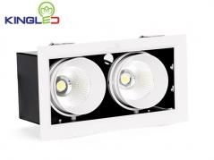 Đèn LED âm trần đôi hộp rọi 2x10W GL Series