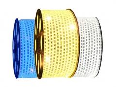 Đèn LED dây 3014 12V Vàng, Trắng, Xanh Dương (15.300đ/m, cuộn 100m)