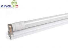 Bộ đèn tuýp LED T8 liền máng 28W 1.2m thủy tinh
