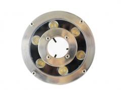 Đèn âm nước 24V 6W GSBX6 3000K/RGB