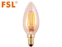 Bóng đèn LED dây tóc 4W C35FV