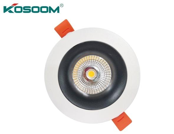 Đèn LED âm trần 7W chip COB