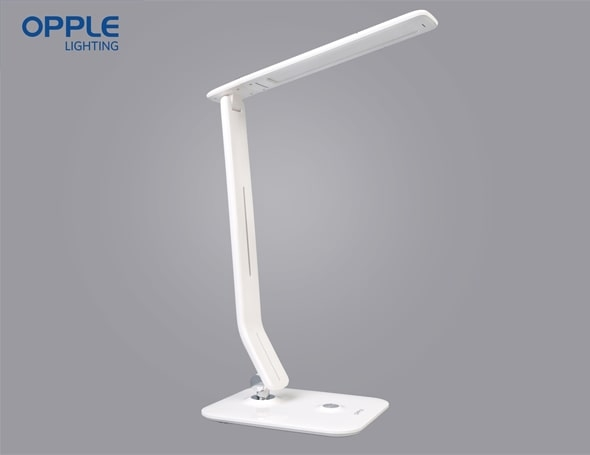 Đèn bàn LED 8W HTL-WH