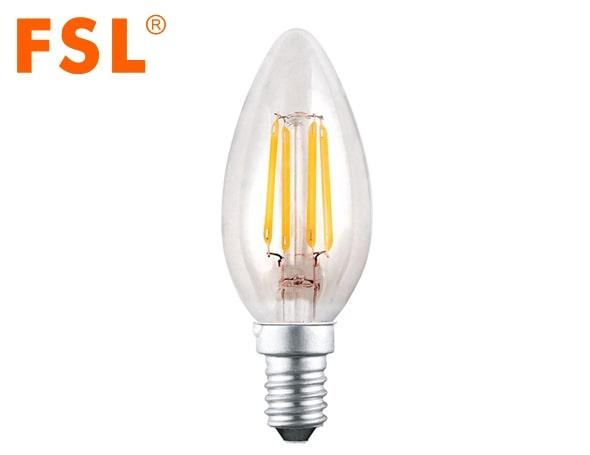 Đèn led bulb dây tóc C35FC