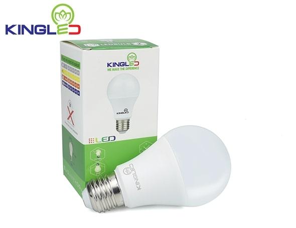 Bóng đèn LED Bulb tròn 13W công nghệ DOB