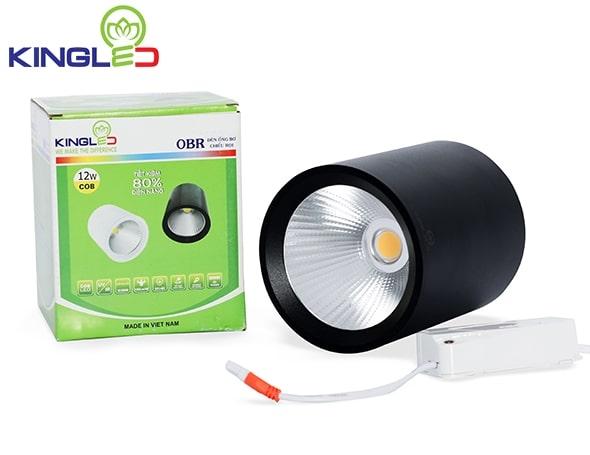 Đèn ống bơ chiếu rọi 12W chip COB