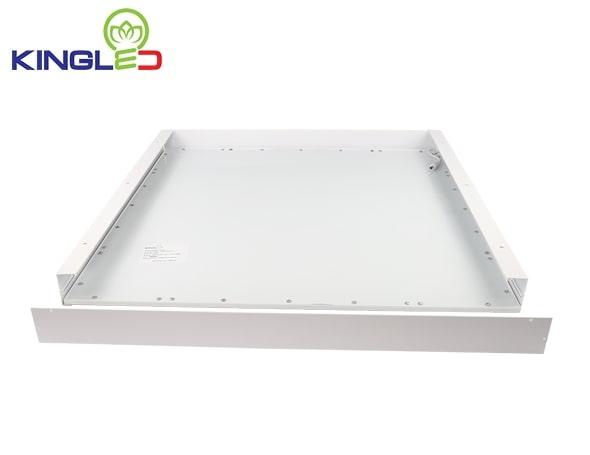 Phụ kiện khung nhôm lắp nổi cho đèn Panel 600x600