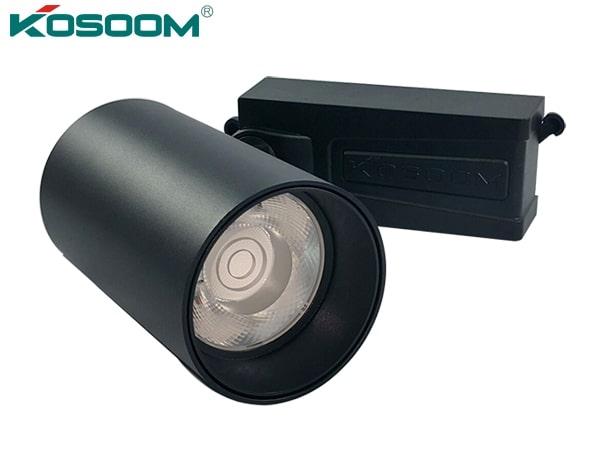 Đèn LED rọi ray 20W sơn đen R-KS-20A-D