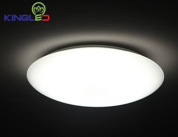Đèn LED ốp trần 38W DL-C415T, 6 chế độ màu